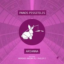 Panos Pissitelis, Philip Z, Antony Pl - Arianna
