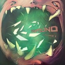Redpill, Nu4m, Victim, Instinkt, Humanon, AnatomiX - Compound Volume 1