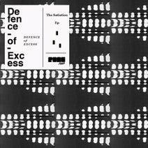 Defence of Excess - Satiation EP