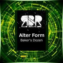 Alter Form, Jordon, N'gwa, Spinnet - Baker`s Dozen