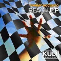 Tommy Boccuto - Reach EP