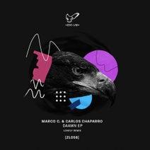 Carlos Chaparro, Marco C., Lonely - Daamn EP