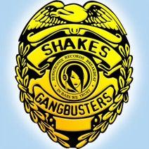Shakes (UK), Gella, Jurassik - Gangbusters