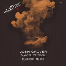 Josh Grover, Czar Prado - Revolution