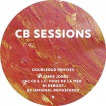 Christian Burkhardt, Jamie Jones, Reboot, Christian Burkhardt, J. C. Fous de la mer - Doubledub RMX EP