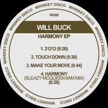 Will Buck, Sleazy McQueen - Harmony EP