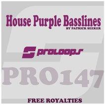 Patrick Seeker - House Purple Basslines