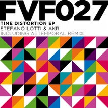 Stefano Lotti, AKR, Attemporal - Time Distortion EP