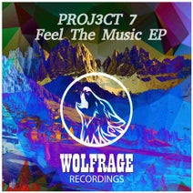 PROJ3CT 7 - Feel The Music EP