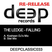 The Ledge, Kosheen DJ's, Stel - Falling