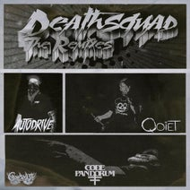 Code: Pandorum, Deathsquad, Autodrive, Qoiet, Superwet, Brain Palace, Antima, Facesplit, Crimson Scar - Deathsquad: The Remixes