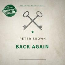 Peter Brown - Back Again