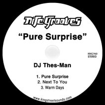 DJ Thes-Man - Pure Surprise