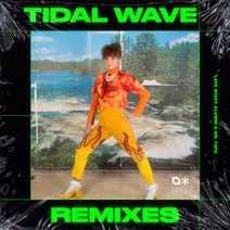 Late Night Alumni, Mr. Tape, Spooky Cowboy, Mr. Tape - Tidal Wave (Remixes)