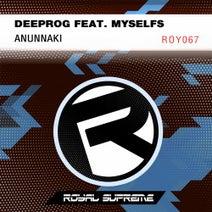Deeprog - Anunnaki (feat. Myselfs)