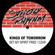 Sandy Rivera, Kings Of Tomorrow - Set My Spirit Free (feat. Sandy Rivera)