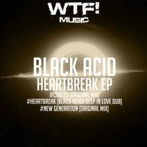 Black Acid - Heartbreak Ep