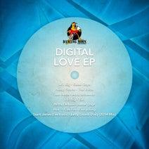 Uril Big, Henry Storm, Joe Berm, Mirza Deluxe, Rex, Saint James Electronic - Digital Love - EP