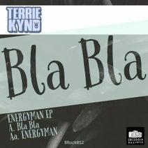 Terrie Kynd - Energyman E.P.