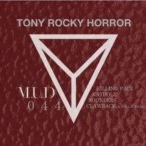 Tony Rocky Horror - Killing Pace - EP