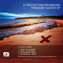 D-t3ch, Tom Drummond - Treasure Hunter EP