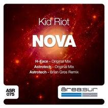 Kid Riot, Brian Gros - Nova