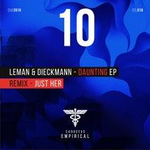Leman & Dieckmann, Just Her - Daunting EP