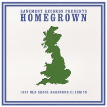 Aurora, DJ's Unknown, S & A, Frantic, Impulse, System A.D, Smith & Brown - Homegrown Records 1993 Old Skool Classics