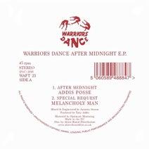 Addis Posse, Melancholy Man, Watt Noize, No Smoke - Warriors Dance After Midnight E.P.