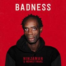Ninjaman, Monkey Marc - Badness