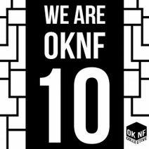 Danny Kolk, Warung, DOCANTO, Foolie, Natron Roberts, UZEF, Vouti, Wallace K, Zukk, Nick Siarom, MKJAY. - We Are OKNF, Vol. 10
