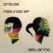 Orelse - Feelings - EP