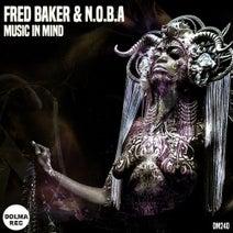 Fred Baker, N.O.B.A - Music In Mind