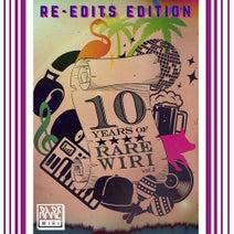James Rod, Rayko, Tonbe, In Flagranti, Yam Who?, Andy Buchan, Dim Zach, Ziggy Phunk, Ilya Santana, Psychemagik, Jay Airiness, James Rod,Fran Deeper - 10 Years of Rare Wiri, Vol. 2