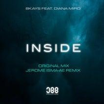 Diana Miro, 8Kays, Jerome Isma-Ae - Inside