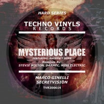 Andrew T Dorn, Marco Ginelli, Secretvision, Stevie Wilson, Darmec, Miss Electric - Mysterious Place