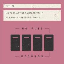 Gavio, Rawdio, Deepear - Artist Sampler Vol 2