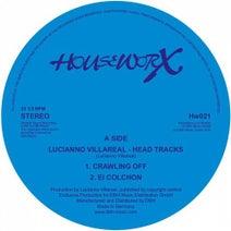 Lucianno Villarreal - Head Tracks