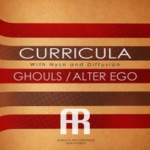 Curricula, Nysn, Diffusion - Ghouls // Alter Ego