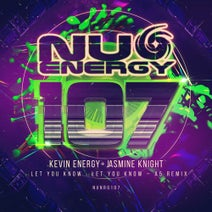 Kevin Energy, Jasmine Knight, A5 - Let You Know