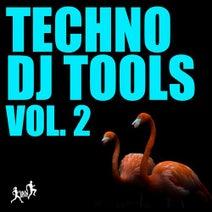 Detroit 95 Project, Jason Rivas, Supersonic Lizards, Sinsoneria, Mahe Schulz, Dea5head Groovers, Detroit 95 Drums - Techno DJ Tools, Vol. 2
