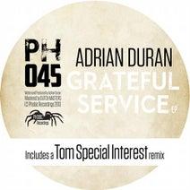 Adrian Duran - Grateful Service