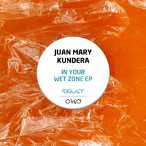 Juan Mary Kundera - In Your Wet Zone EP