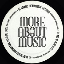 Deep Space Orchestra, Craig Loftis Presents Grand High Priest, MD III, Paranoid London - MAMVA1