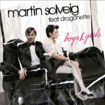 Martin Solveig feat. Dragonette - Boys & Girls