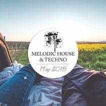 Ambrela, Flying Point, Pablo Moriego, Nelmar, Neorbeat, Denis Baryshev, Romanbradu, Vik Undr, Astraer, Happy Deny, Ambrela, Dipaziv - Melodic House & Techno | May 2018