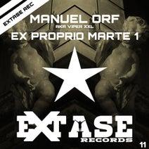 Manuel Orf aka Viper XXL - Ex Proprio Marte 1