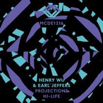 Henry Wu, Earl Jeffers - Projections EP