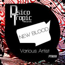 Abolengo Club, Delerci Reyes, DJ Yanks, Jan Pa, Santy Diaz, Tecks, Pres&Play, L.U.B.O, Mat.Theo - New Blood