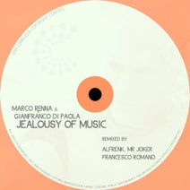 Gianfranco Di Paola, Marco Renna, Alfrenk, Mr Joker, Francesco Romano - Jealousy of Music